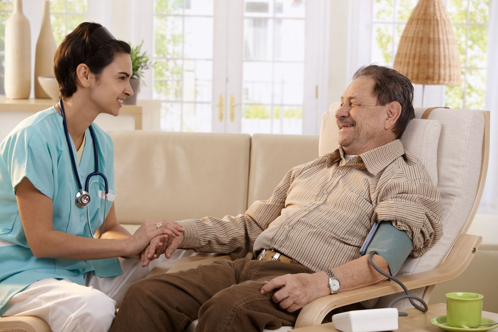 Long term at home care