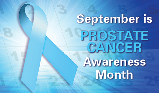 September is Men's Cancer Awareness Month