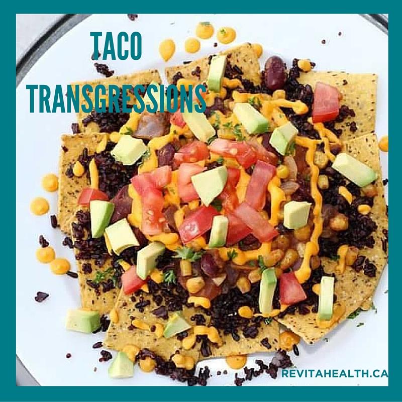 Taco Transgressions -Salad
